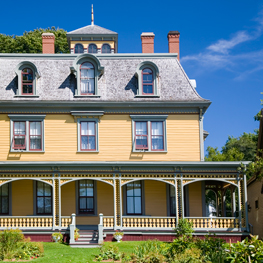 Historic Home Painters Maine